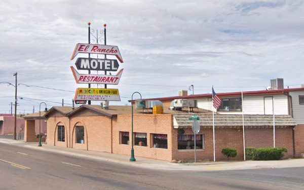 El Rancho Motel nowadays