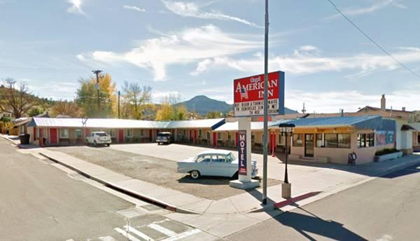 The Bethel's Motel today, Williams AZ