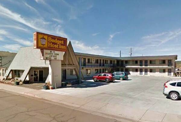 The Bel Aire Motel today,Williams AZ