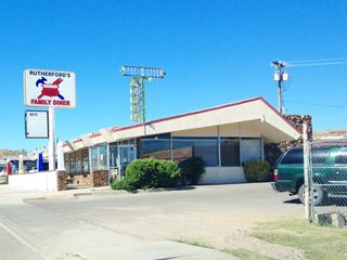 Once was a Denny's Diner, Kingman