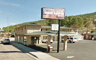 The Grand Canyon, formerly the Clock Motel