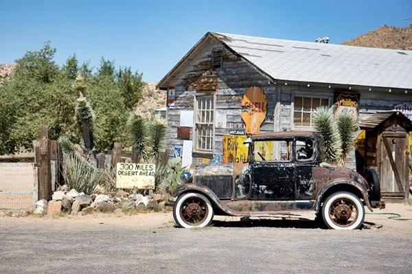 General Store in Hackberry, on Route 66, Arizona