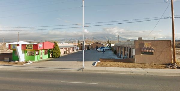 The former Hillcrest as it looks today in Kingman AZ
