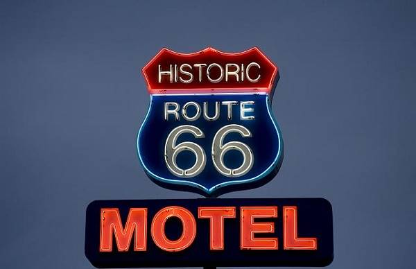 Historic Motel in Kingman