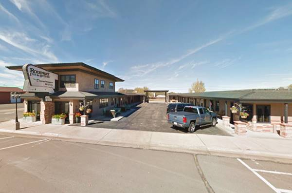 The Downtowner Motel today,Williams AZ