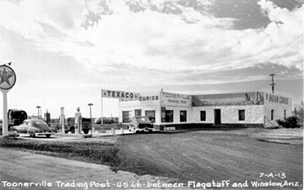 Toonerville Trading Post ca 1940