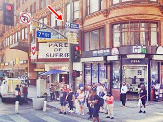 The 1926 Terminus of Route 66 in Los Angeles, Route 66 California