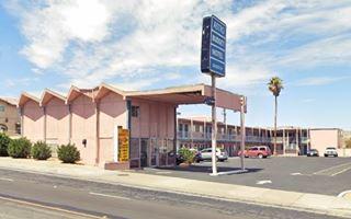 Astro Motel today