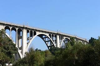 Colorado St. Bridge, Pasadena