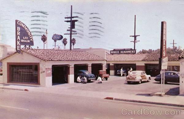 Community Brake & Speedometer Service Inc.postcard