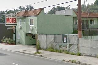 The Eagle Rock Motel