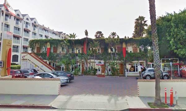 Hotel California in Santa Monica