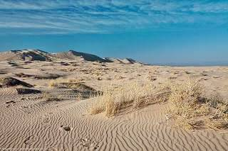 Kelso Dunes in Mohave Preserve California