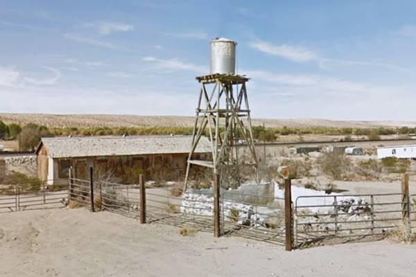 Route 66 La Delta Service Station and Auto court
