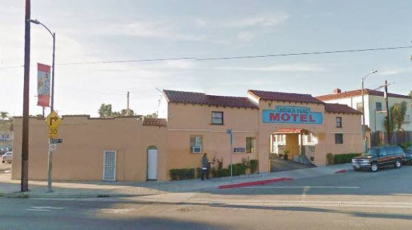 Lincoln Park Motel in Los Angeles, Route 66 California