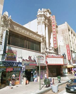 Los Angeles Theatre in Los Angeles