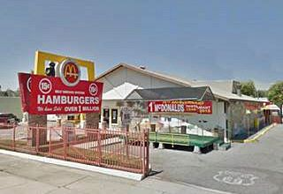 Original McDonalds in San Bernardino