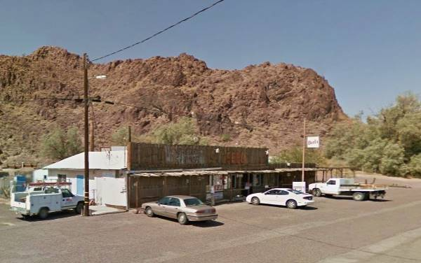 The Cliff House today in Newberry Springs CA