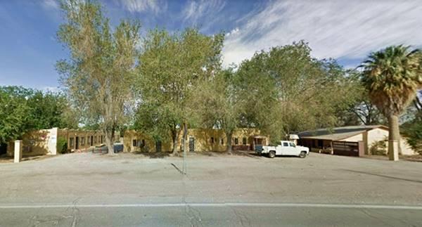 Route 66 Route 66 Motor Inn Auto Court in Oro Grande