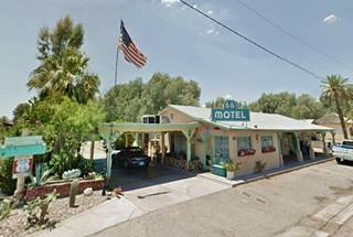 Route 66 Motel, Needles CA