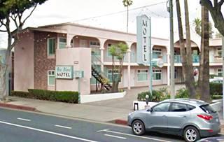 Sea Shore motel nowadays