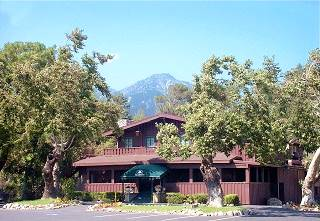 view of the Sycamore Inn Cucamonga