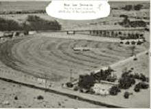 thumbnail view of the Barlen Drive-in in a 1956 photo