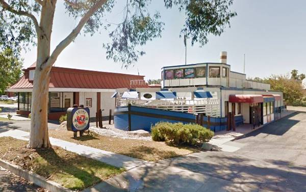 appearance of former Tugboat Annie's on Route 66 in Claremont, CA
