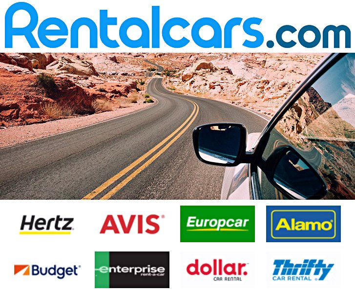 Rentalcars.com advertisement