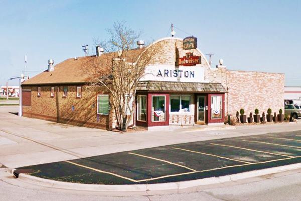 Ariston Café today in Litchfield Route 66
