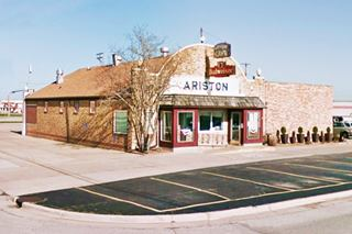 Ariston Café today in Litchfield Route 66