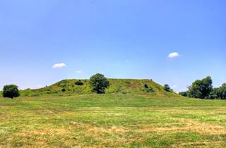 Monks Mound in Collinsville US66