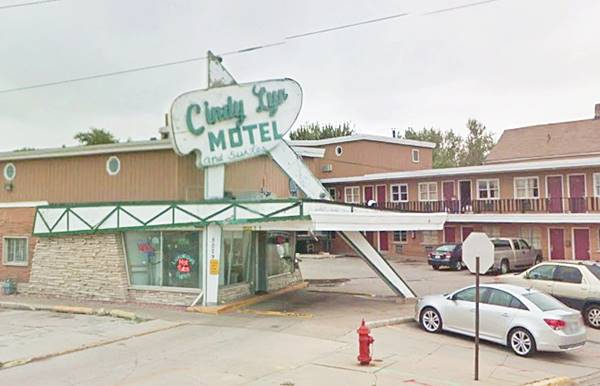 Cindy Lyn Motel  in Cicero Route 66