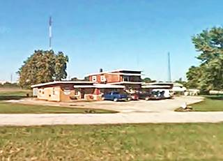 Da-Jo Motel nowadays in Pontiac US66