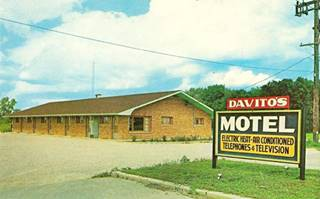 Sands Motel was the Davito's in Braidwood US66