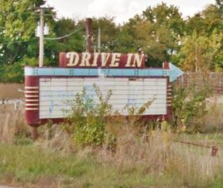 Diane Drive-In in Carlinville US66