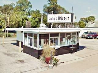 John' Drive In,Venice US66