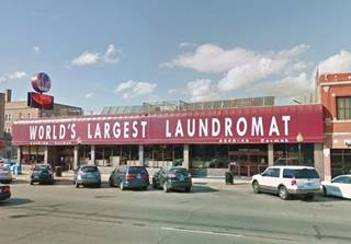 The World's Largest Laundromat in Berwyn US66