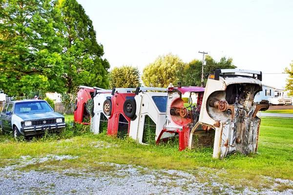 Rabbit Ranch, Staunton Illinois