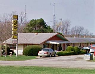 Redwood Motel in Lincoln US66