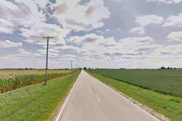 1926 -30 alignment in Elwood Route 66