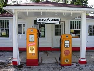 Soulsby Service Station