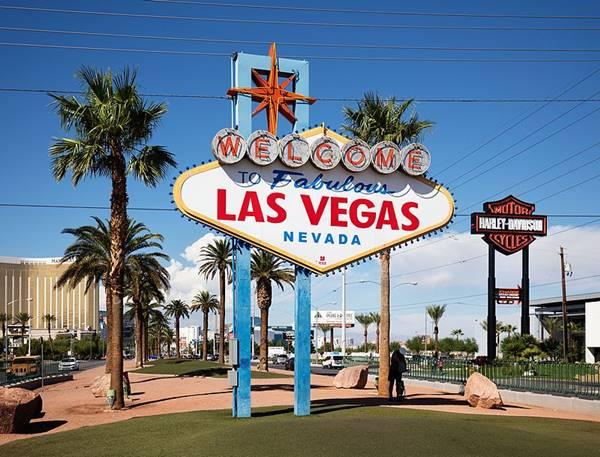 Welcome to Fabulous Las Vegas sign in Las Vegas, Nevada