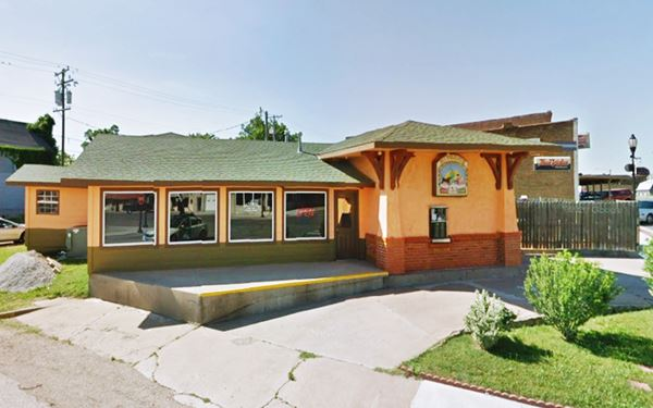 the old station is a Mexican restaurant