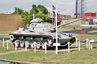 military tank, Galena