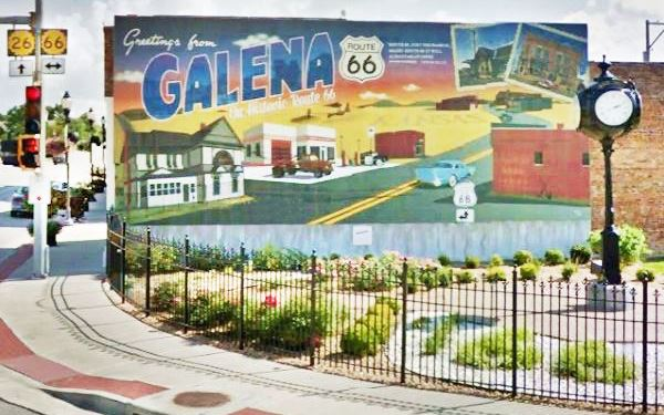 Murals of Galena