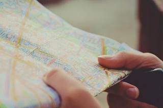 Map your way to adventure
