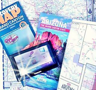 Take your GPS and maps