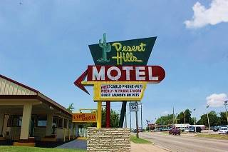 Accommodation book your hotel on Route 66
