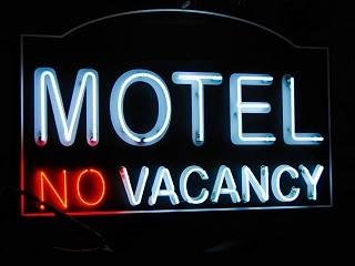 Book your motel on time